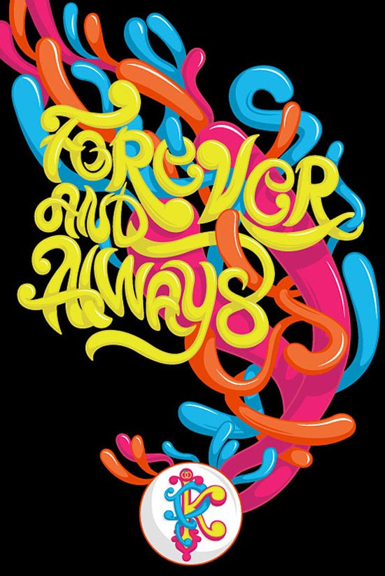 Remarkable Big Typography Design 38