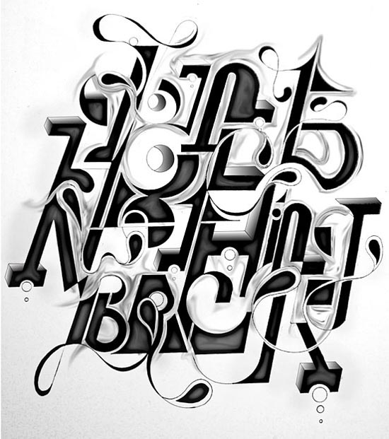 Remarkable Big Typography Design 4