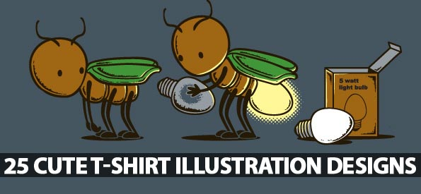 Post image of 25 Cute Illustration Designs That Bring Smile To Your Face