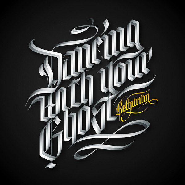 Typography Posters Design 41