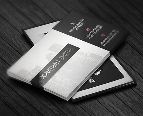 Business Cards Design – 35 Fresh Examples Design