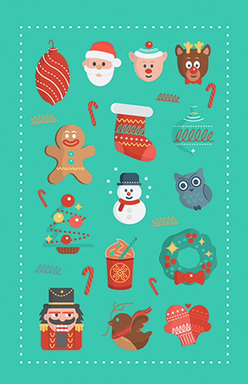 Christmas Vector Graphics Vector Graphics Graphic