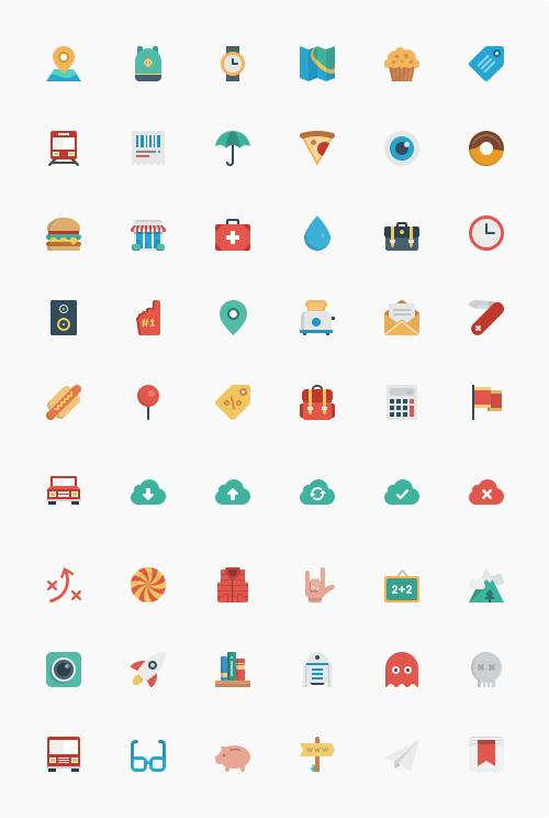 template cv icon