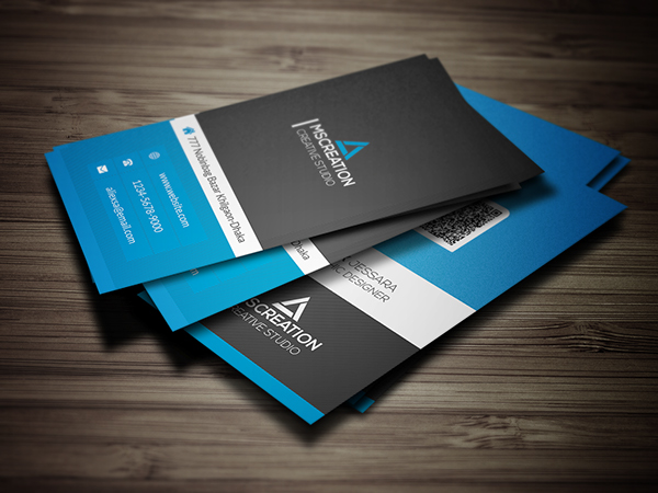 25 Best Creative Business Cards For Graphic Designers
