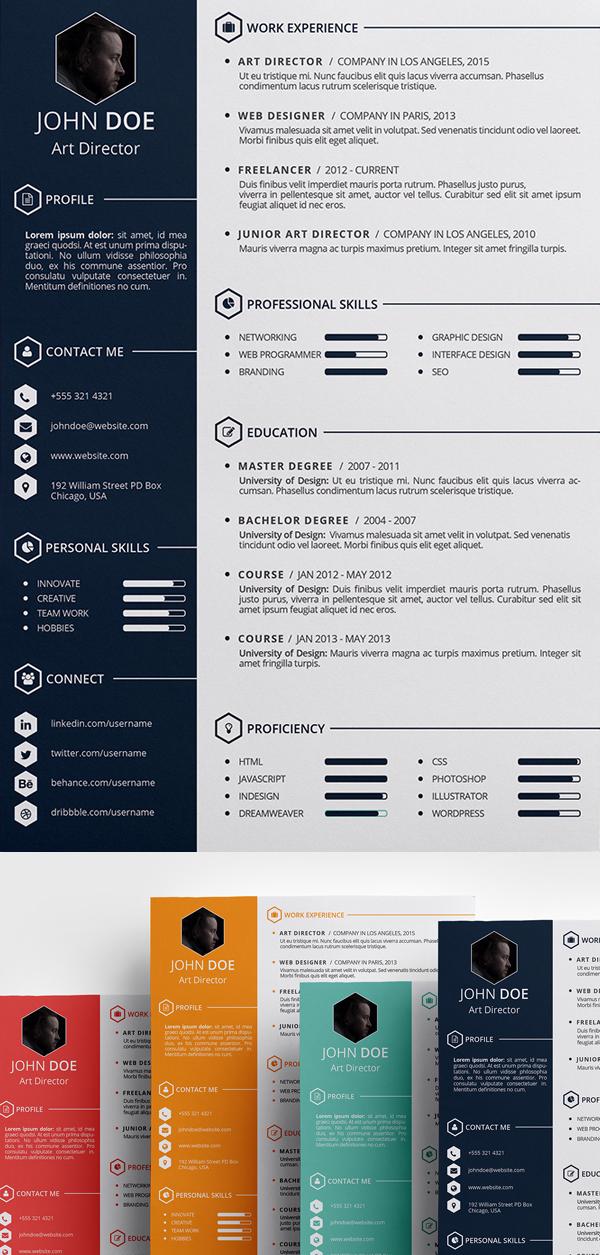resume architect template
