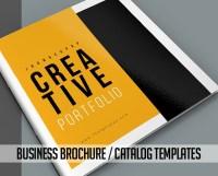 New Brochure Templates Catalog Design | Design | Graphic ...