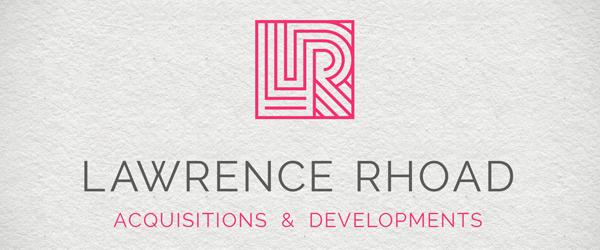 Branding: Lawrence Rhoad - Logo design