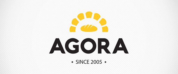 Branding: Agora - Logo design