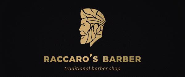 Branding: Raccaro's Barber - Logo design