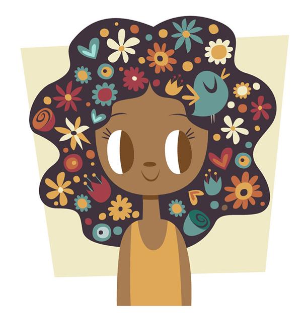 Cómo crear una ilustración con tema de primavera en Adobe Illustrator