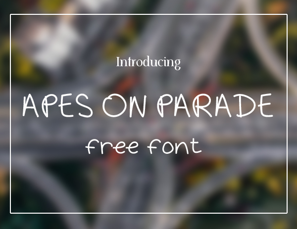 Apes On Parade Free Fuente