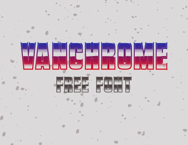 Vanchrome Free Fuente