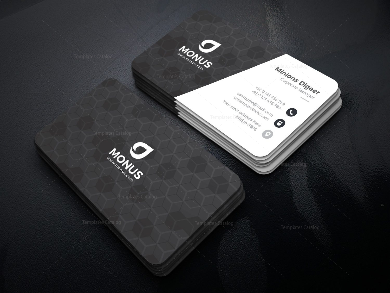 Business Card Design Template from i0.wp.com