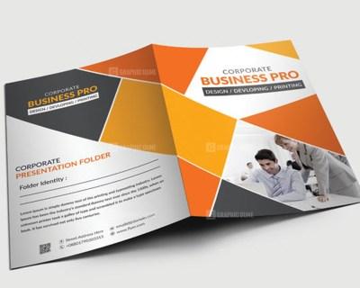 EPS Creative Presentation Folder
