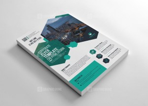 Creative Flyer Template Design