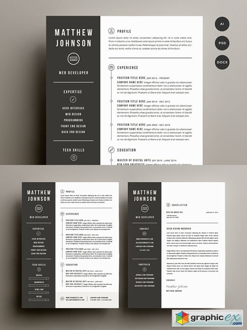 uploadable resume template
