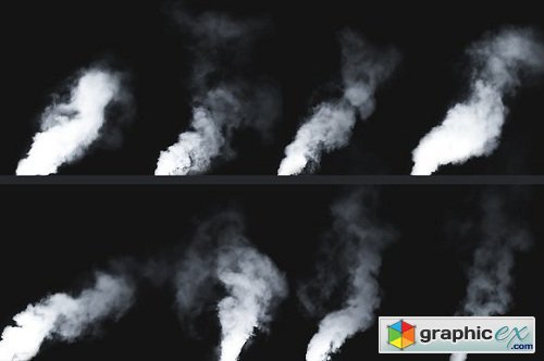 GrDezign Smoke Photoshop Brushes  Free Download Vector Stock Image Photoshop Icon