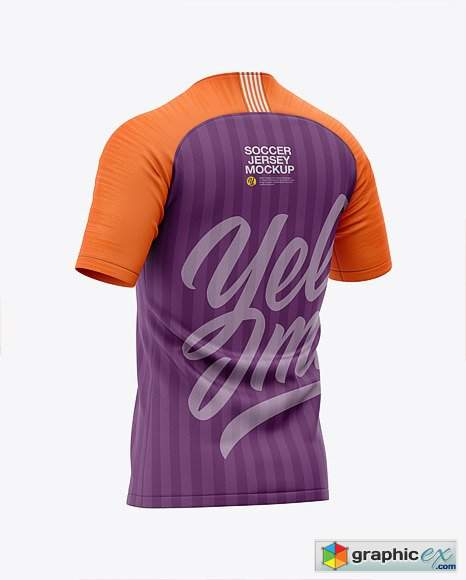 Download Men's Soccer Raglan Jersey Mockup 46590 » Free Download ...