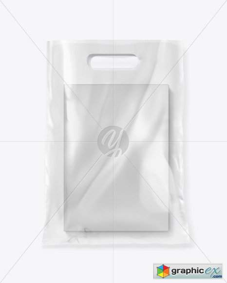 Browse 289 incredible plastic bag mockup vectors, icons, clipart graphics,. Transparent Bag W Book Mockup Free Download Vector Stock Image Photoshop Icon