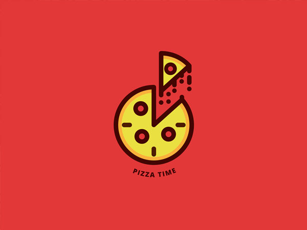 30 Newest Amp Creative Pizza Logo Design Ideas