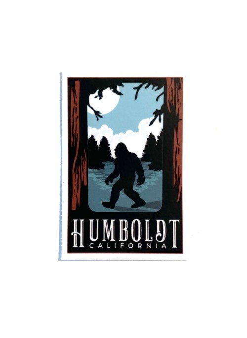 Humboldt County Vintage Bigfoot