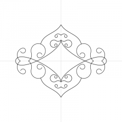 Draw 3 Sided Mandala with the help of Affinity Designer