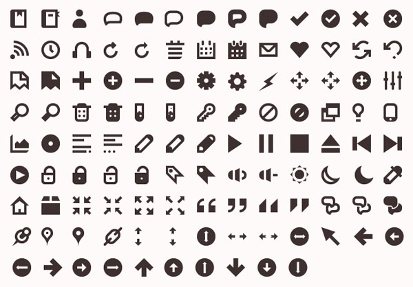 More Than 120 Practical Small Icon Vector Graphic| Graphic