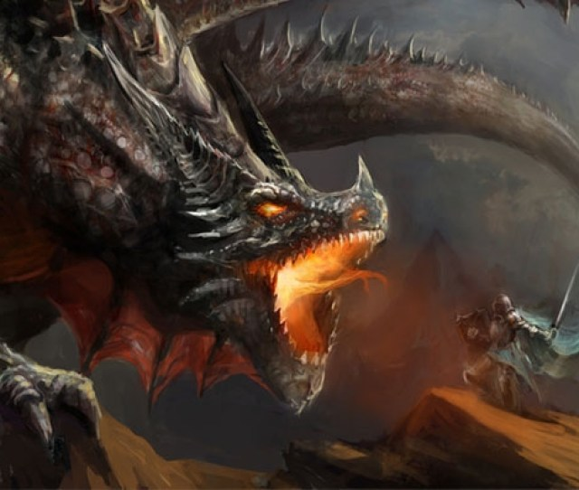Dragon Wallpaper 880x397
