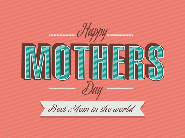 5 Happy Mothers Day Cards GraphicLoads