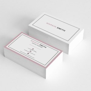 Simplistic Business Card Templates
