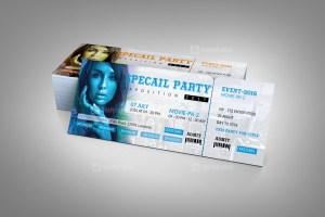 Premium Event Ticket Templates