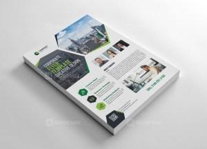 Stylish Flyer Design