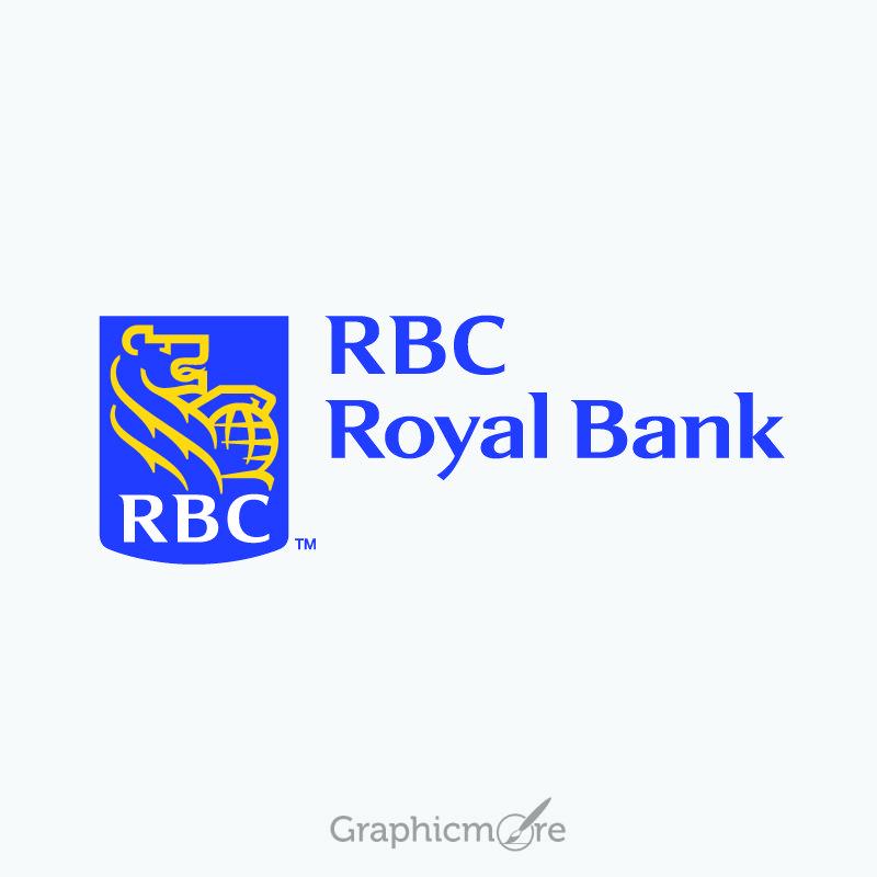 RBC Royal Bank Logo Design Free Vector File Download