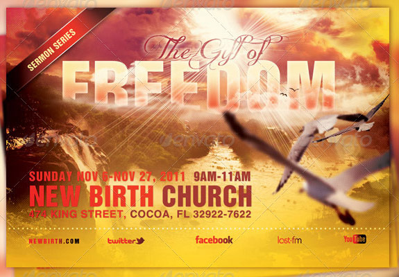 Church Flyer Templates Free  BesikEightyCo