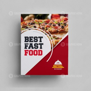 Food Menu Template for Restaurants