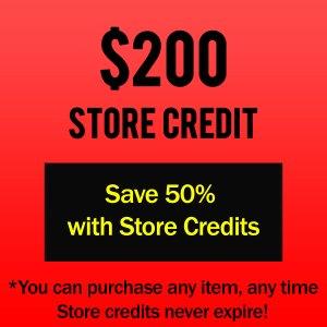 Store Credits