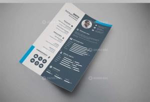 Stunning Resume CV Design