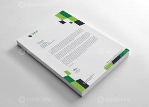 Stylish Letterhead
