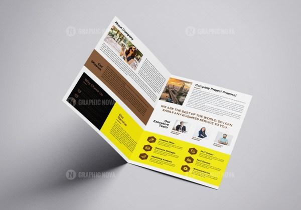 Top Bi-Fold Brochure