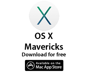 OS X Mavericks Available Free from the Mac App Store