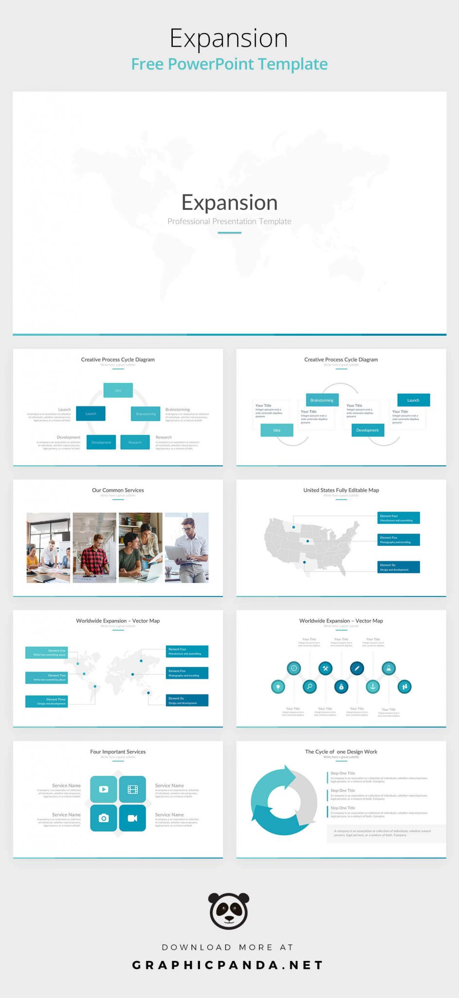 Expansion free powerpoint templates ready to use free powerpoint template alramifo Images