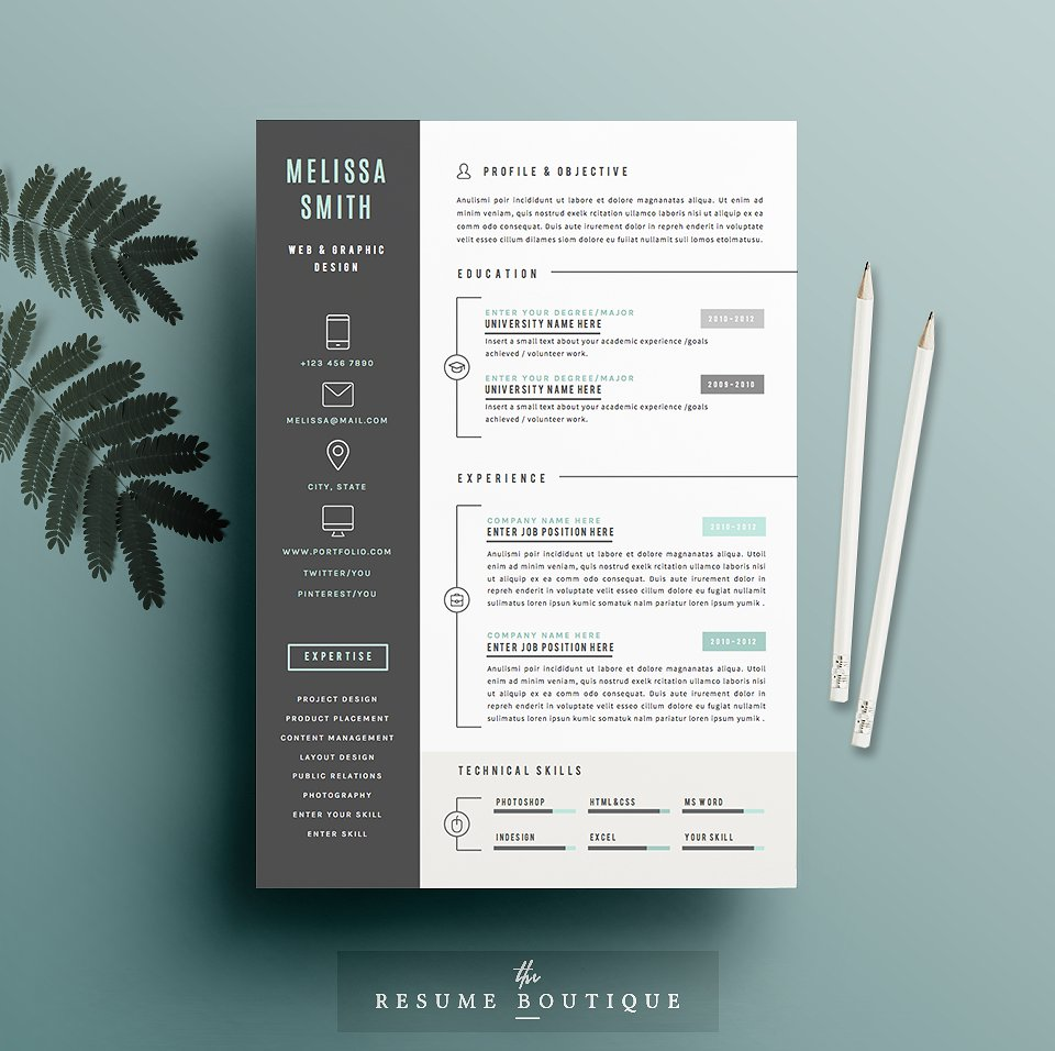20 free and premium best resume templates