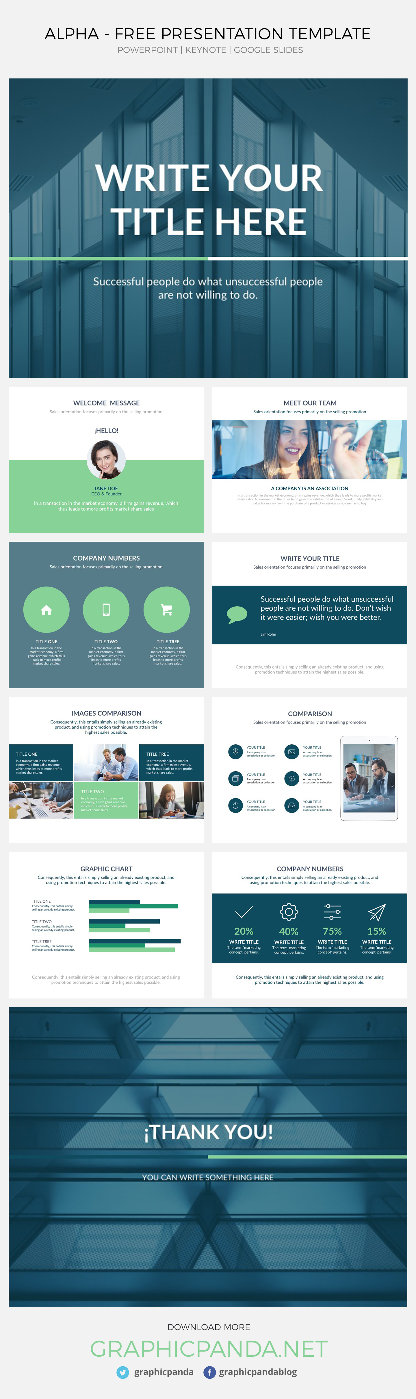 slides templates free download