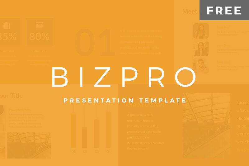Top Best Free Google Slides Themes - Free presentation template.
