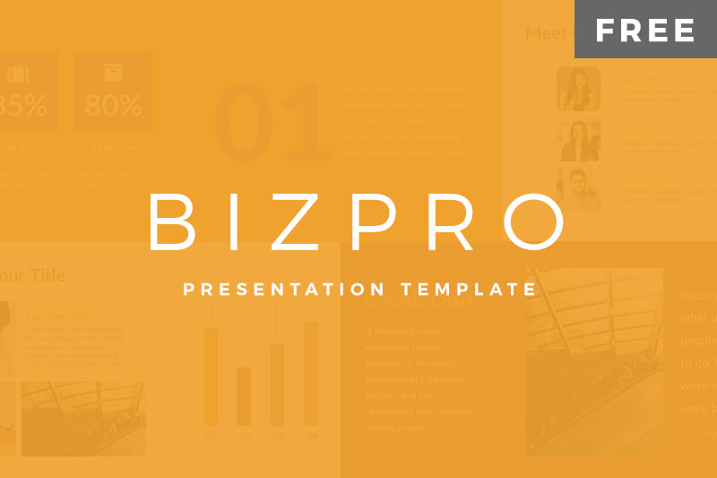 Top Best Free Google Slides Themes - Free presentation template.