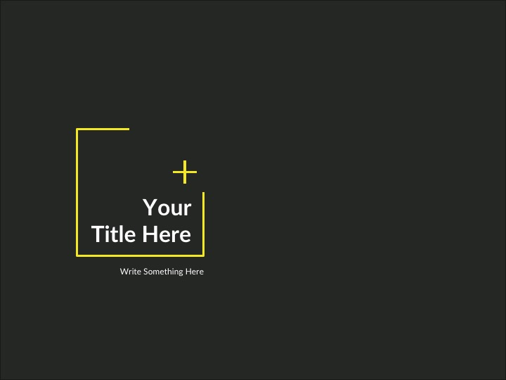 google themes for slides