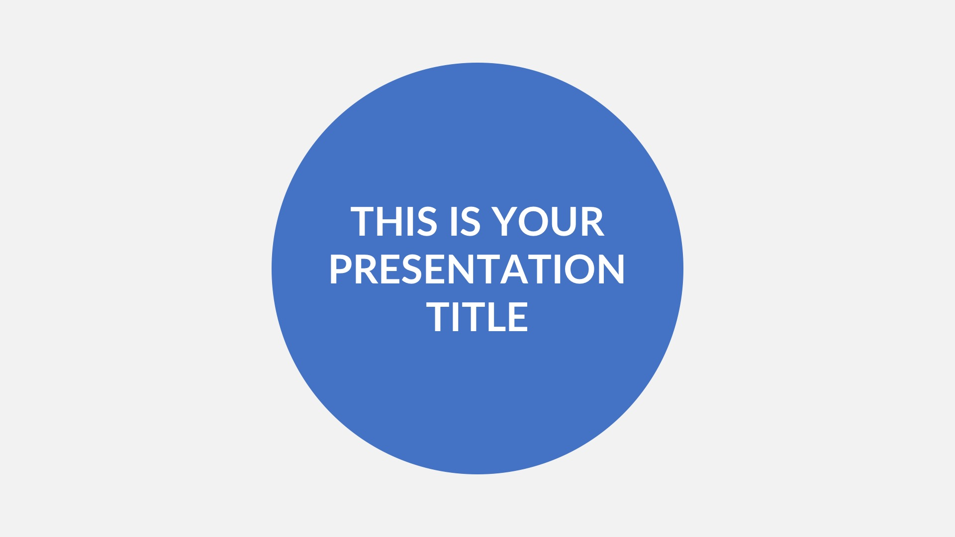 power point template free