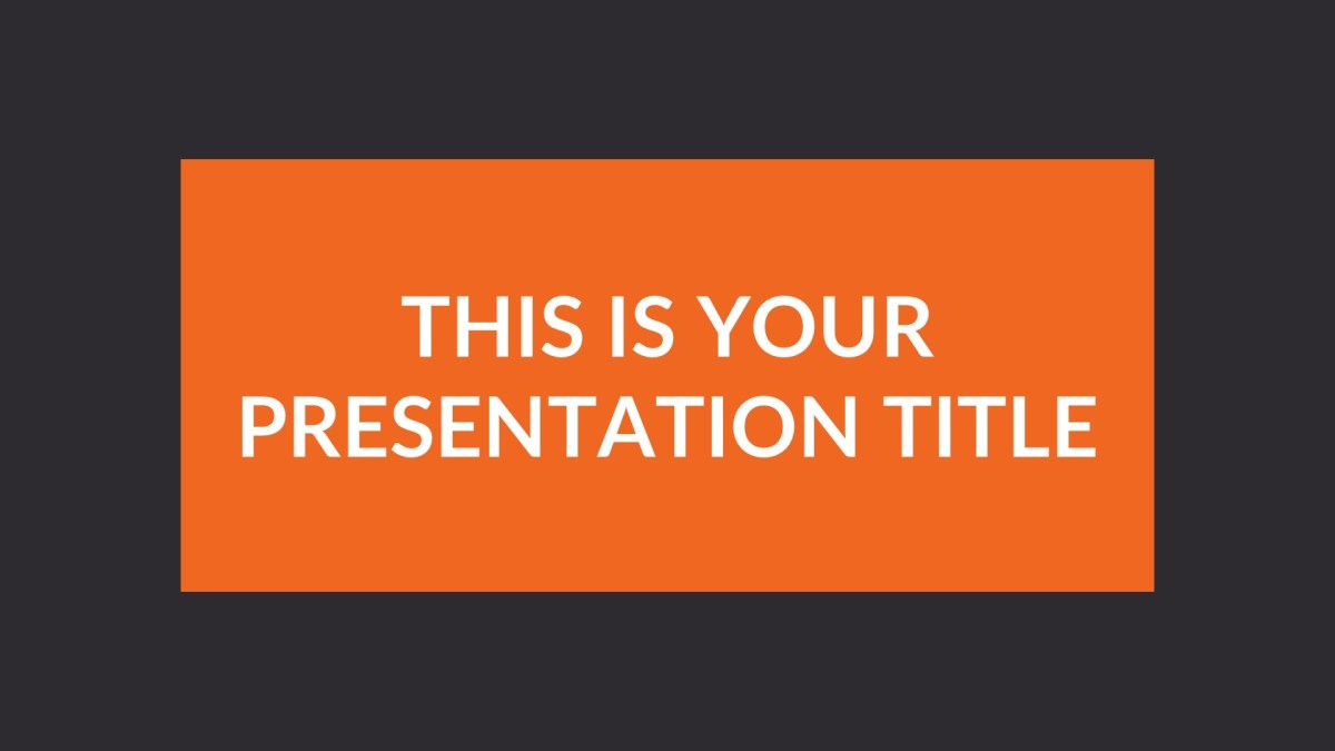 rocket free presentation template powerpoint, keynote, google slides, Powerpoint templates