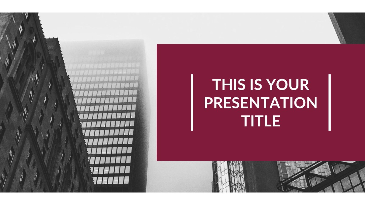 Top Best Free Keynote Templates Of - Awesome free pitch deck template scheme