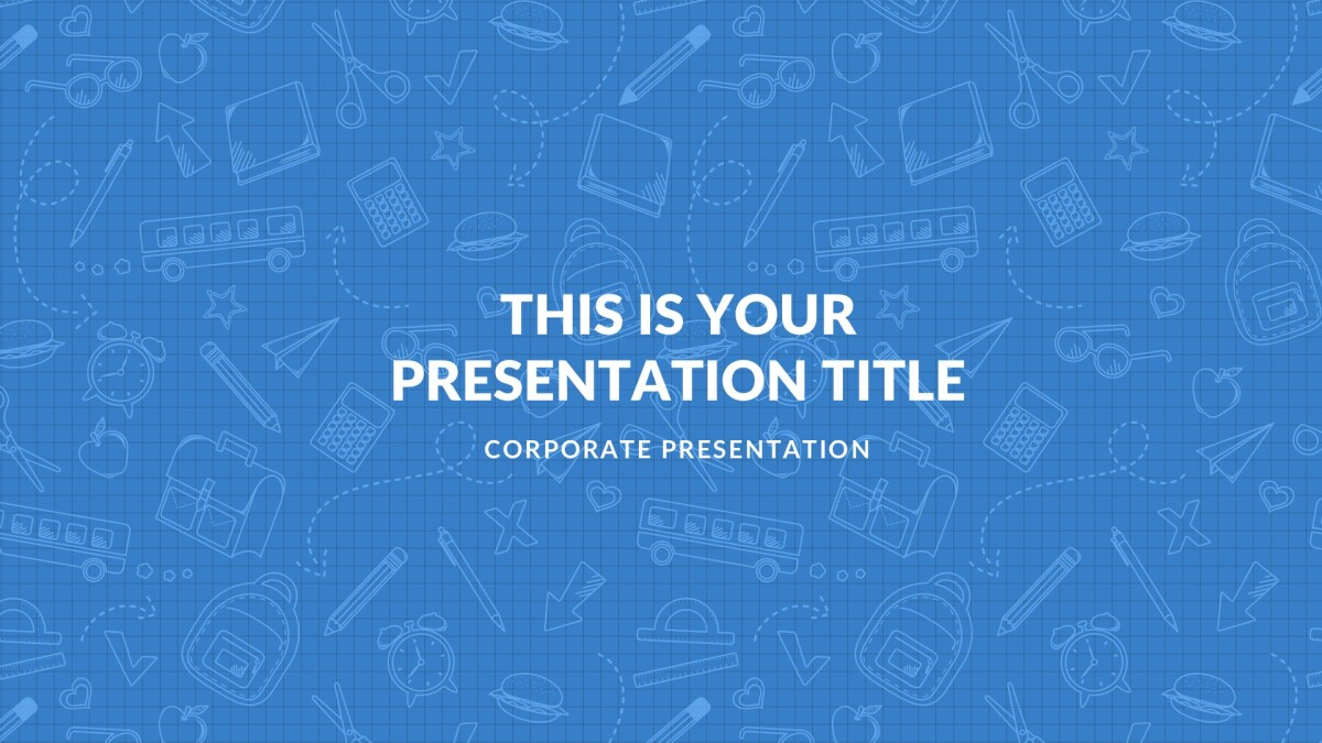 blue free google slides, keynote theme, and powerpoint template